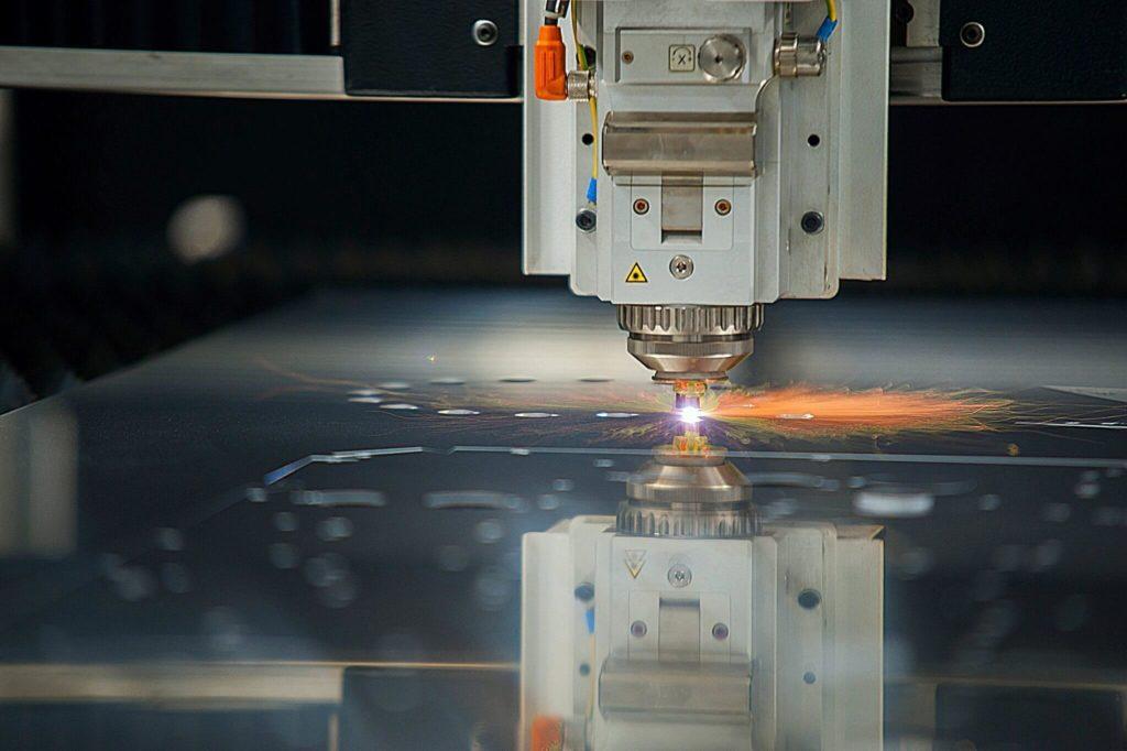 découpe laser maintenance
