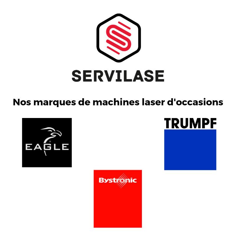 découpe laser occasion servilase