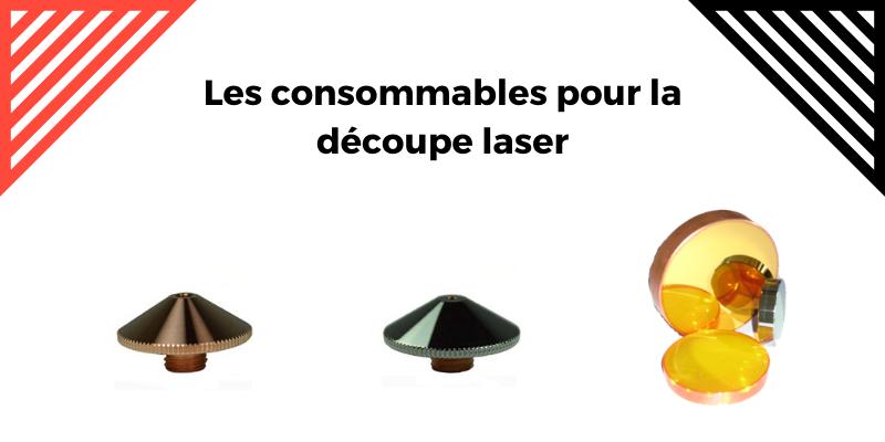 consommable découpe laser servilase
