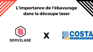L'importance de l'ébavurage du métal en découpe laser